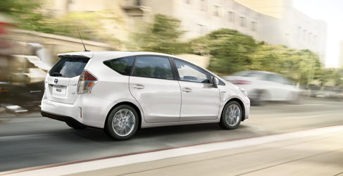 El nuevo Toyota Prius+ ya está disponible en España