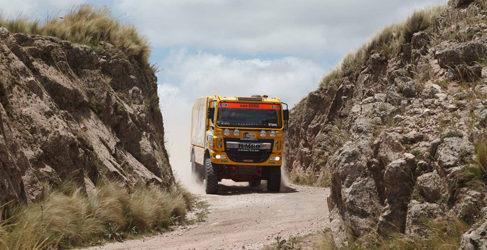 Dakar 2015: Clasificaciones tras la tercera etapa
