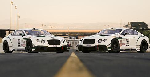 Bentley Motorsport anuncia su programa deportivo 2015