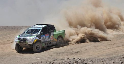 Dakar 2015, etapa 8: Primera victoria de Al-Rajhi en coches