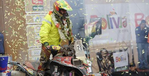 Dakar 2015: Clasificaciones tras la octava etapa (I)