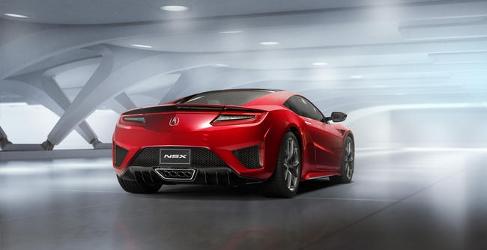 Honda presenta la versión de producción del NSX