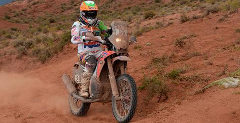 Dakar 2015: El Salar de Uyuni se cobra víctimas españolas