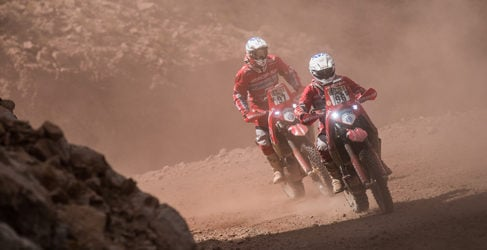 Dakar 2015: Undécima etapa con más bajas españolas