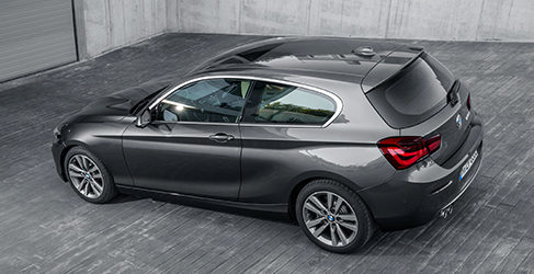 Descubre las mecánicas del nuevo BMW Serie 1