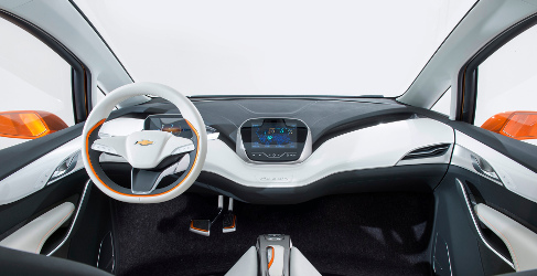 Chevrolet Bolt EV concept: el vehículo eléctrico real de General Motors