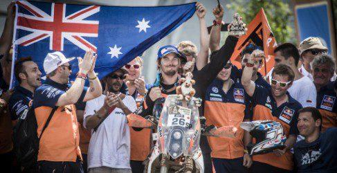 Dakar 2015: Sorpresas y decepciones en la categoría de motos