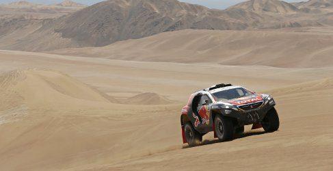 Dakar 2015: Sorpresas y decepciones en la categoría de coches