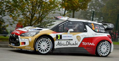 El Rally de Francia del WRC no se disputará en Alsacia