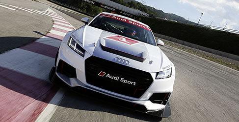 100 días para el inicio de la Copa Audi TT Sport