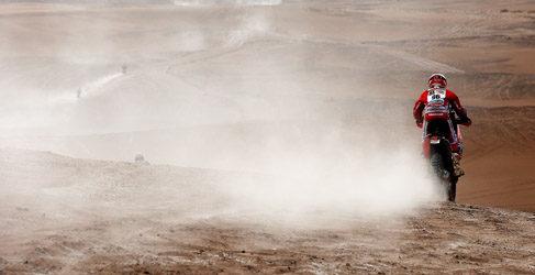 Dakar 2015: Actuación de los pilotos españoles (II)