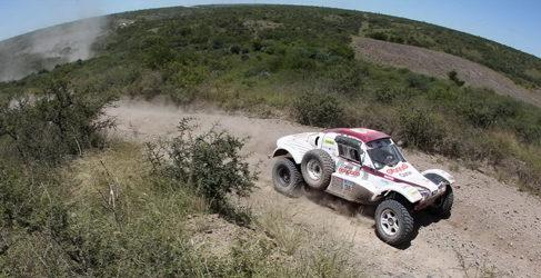 Dakar 2015: Actuación de los pilotos españoles (III)