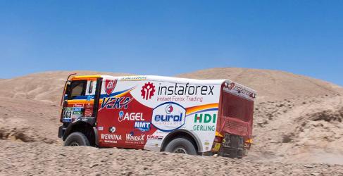 Dakar 2015: Actuación de los pilotos españoles (IV)