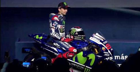 """Jorge Lorenzo: """"Es la mejor presentación de Yamaha"""""""
