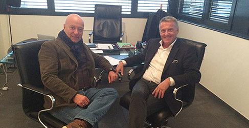 TCR confirma a su socio logístico