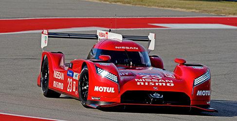 Nissan presenta el GT-R LM Nismo y confirma a Marc Gené