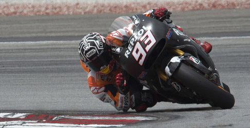 Palabras tras el primer día de test MotoGP en Sepang
