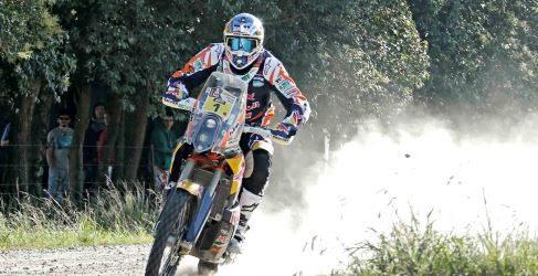 Marc Coma sigue con KTM para el Dakar 2016