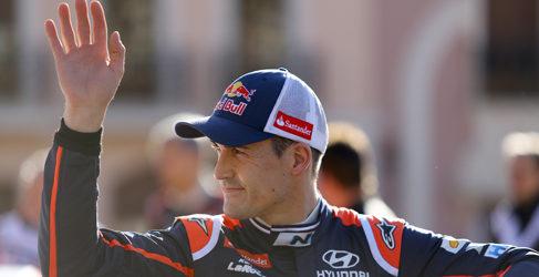 Dani Sordo se lesiona y no estará en el Rally de Suecia