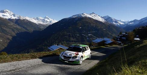 El Rally du Valais será el encargado de cerrar el ERC