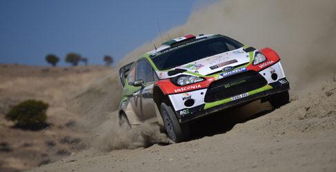 Benito Guerra estará en el Rally de México con un Fiesta RS WRC