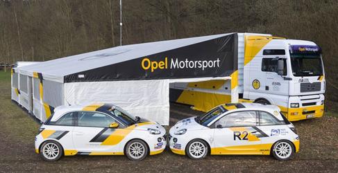 El proyecto del Opel Corsa R5 sigue en pie