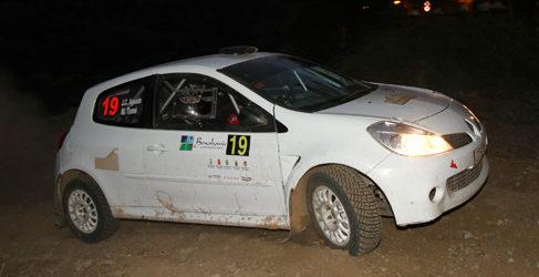 Juan Carlos Aguado repite en el CERT con el Clio R3