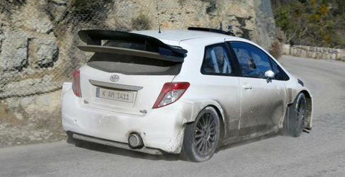 El Toyota Yaris WRC debutará bajo misma normativa en 2017