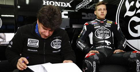 Sam Lowes y Fabio Quartararo toman el relevo en el test de Jerez