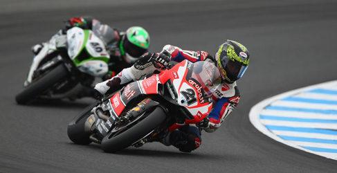"""Troy Bayliss: """"Ha sido genial volver a competir con Ducati"""""""