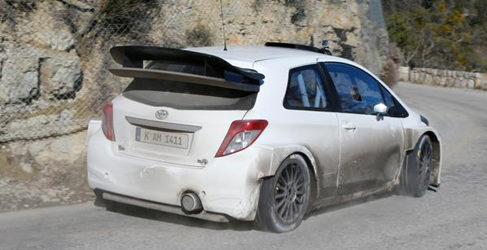 Toyota descarta un Yaris R5 por el momento