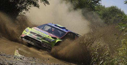 Japón y China en el punto de mira del WRC