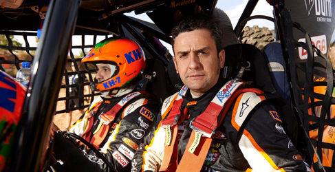 Isidre Esteve quiere regresar al Dakar en 2017