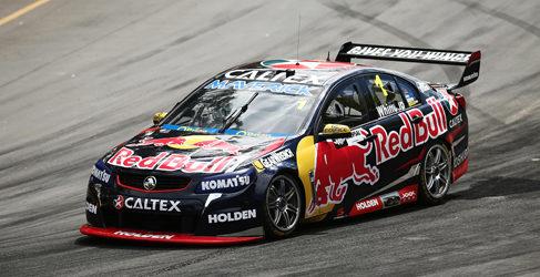 Clipsal 500: Fabian Coulthard da la sorpresa en las calles de Adelaide