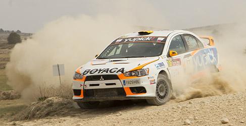 Alex Villanueva gana el IV Rally Tierras Altas de Lorca