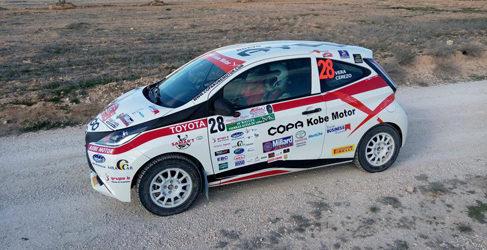 Debut del Toyota Aygo Copa Kobe Motor con premio