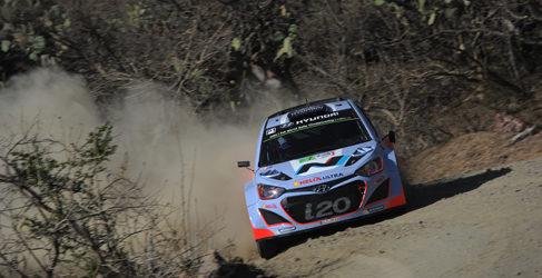 Hyundai Motorsport espera un nuevo éxito en el Rally de México
