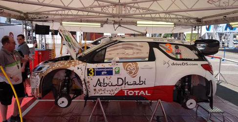 El Rally de México arranca la temporada de grava en el WRC