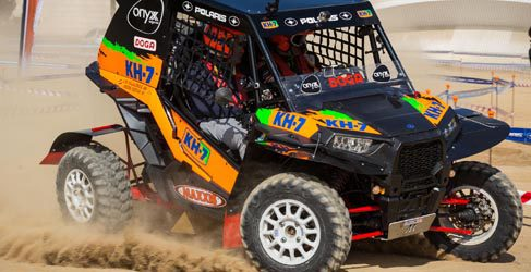 Isidre Esteve fija su regreso al Dakar en 2017