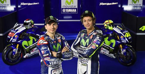Gran apuesta de Movistar por MotoGP en 2015