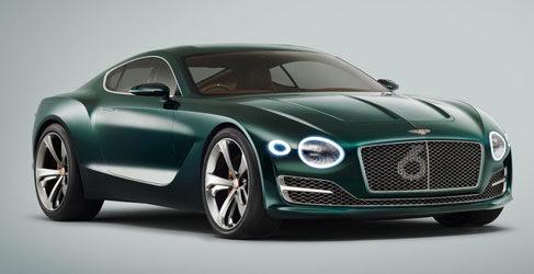El Bentley EXP 10 Speed 6 amenaza con llegar a producción