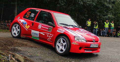 El Rally do Cocido, test competitivo de cara al CERA