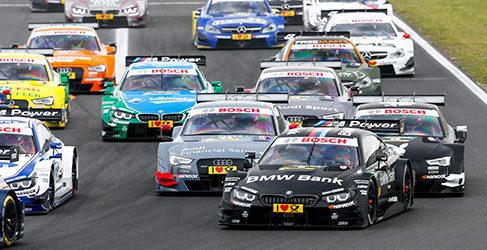 El DTM 2015 ofrece un nuevo formato de dos carreras en cada cita