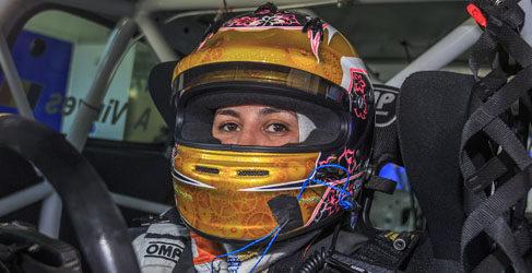 Amalia Vinyes disputará el Nacional de Asfalto 2015