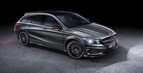 El nuevo Mercedes-Benz CLA Shooting Brake, bajo lupa