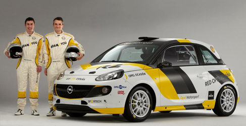 Opel Motorsport Team Spain presenta su proyecto 2015