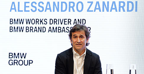 Alessandro Zanardi competirá en las 24 Horas de Spa