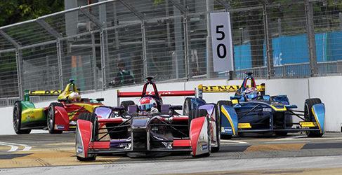 La FIA ratifica el calendario de la Formula E con Moscú