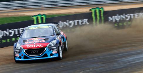 Pequeños cambios técnicos en el Mundial de Rallycross