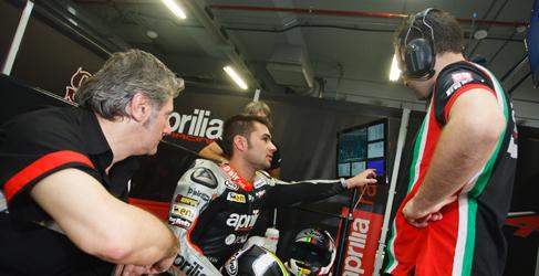 Declaraciones de los pilotos del Mundial de Superbikes en Chang